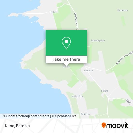 Kitsa map