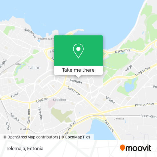 Telemaja map