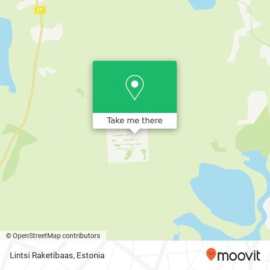 Lintsi Raketibaas map
