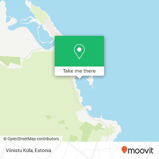 Viinistu Küla map