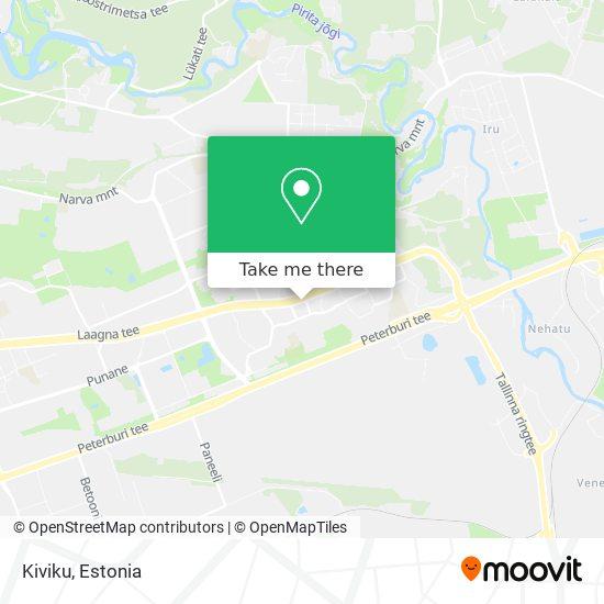 Kiviku map