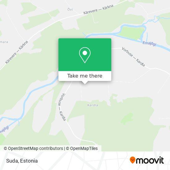 Suda map