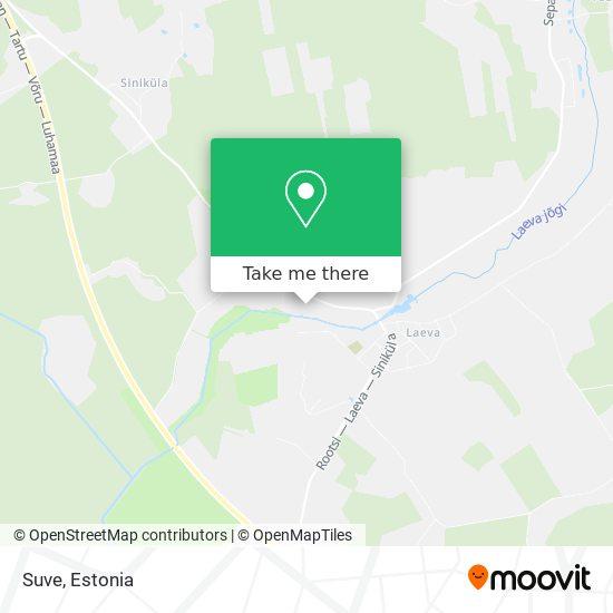 Suve map