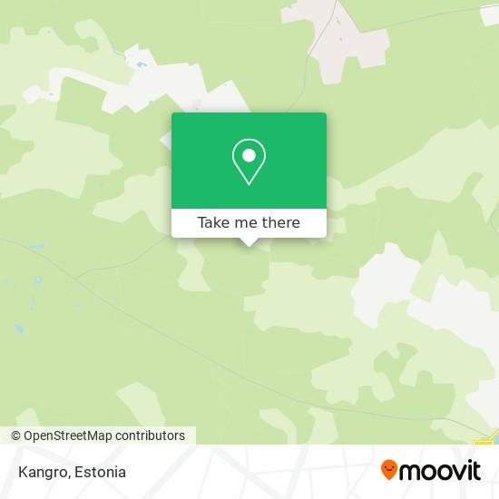 Kangro map