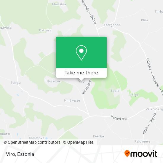 Карта Viro