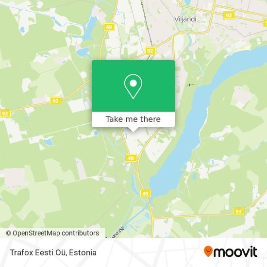 Trafox Eesti Oü map