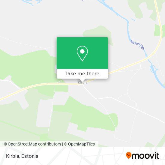 Kirbla map