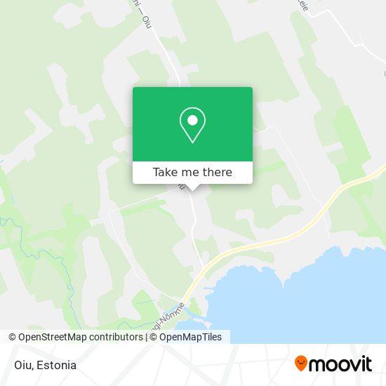 Oiu map