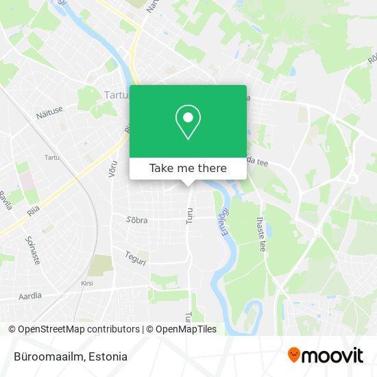 Büroomaailm map