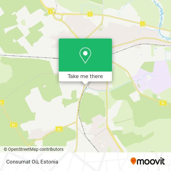 Consumat Oü map