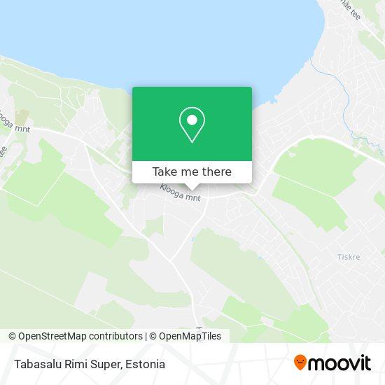 Rimi Tabasalu map