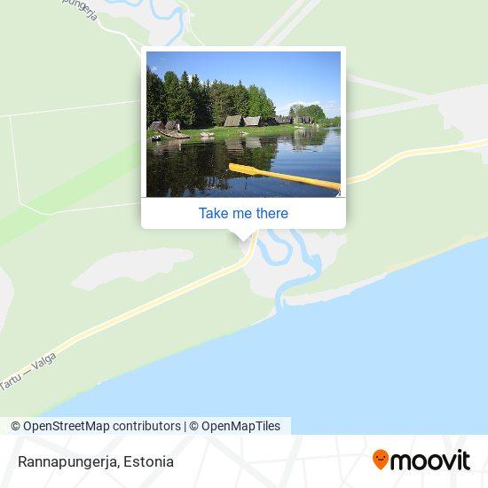 Rannapungerja map