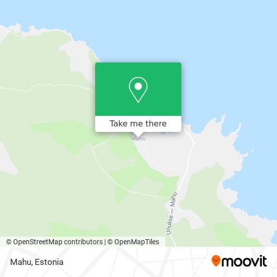 Mahu map