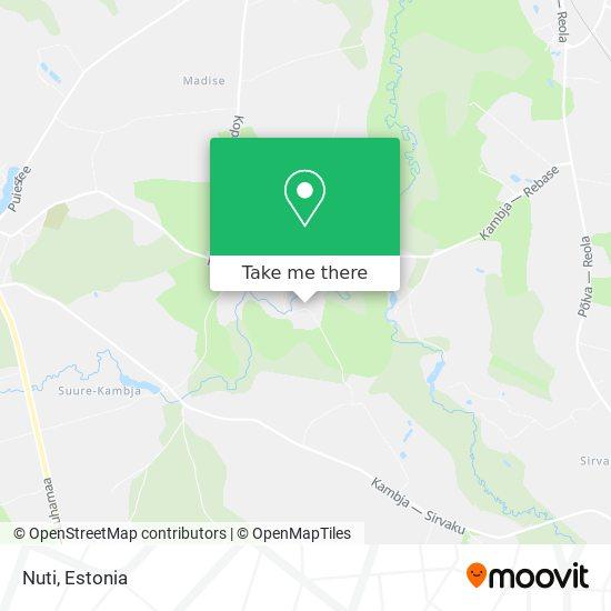 Nuti map
