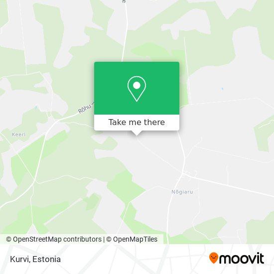 Kurvi map