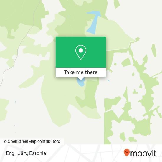 Engli Järv map