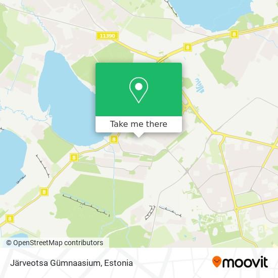 Järveotsa Gümnaasium map
