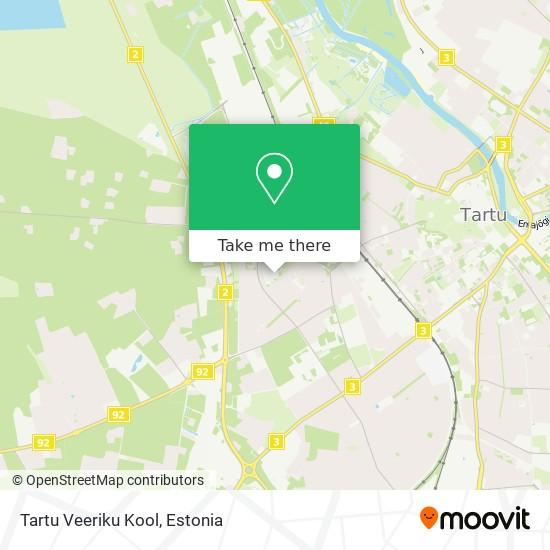 Tartu Veeriku Kool map