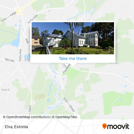 Elva map