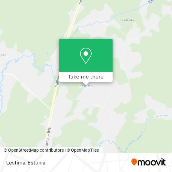 Карта Lestima