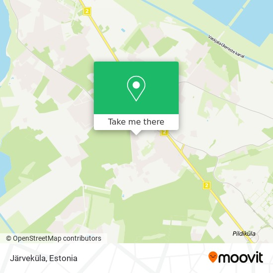 Järveküla map