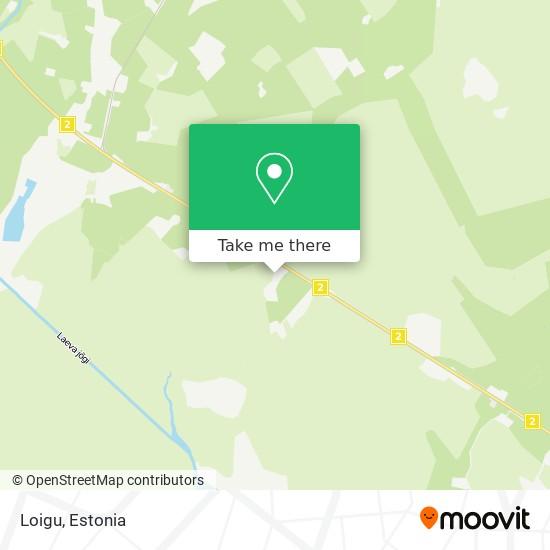 Loigu map