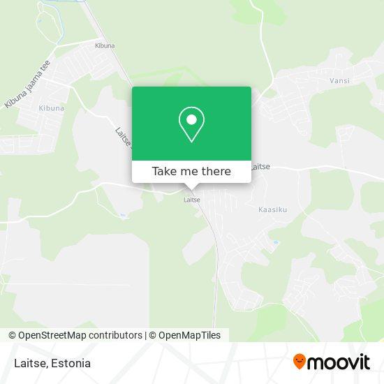 Laitse map