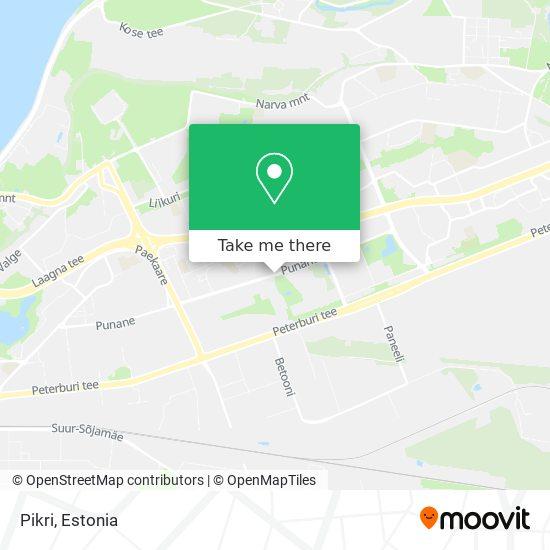 Pikri map