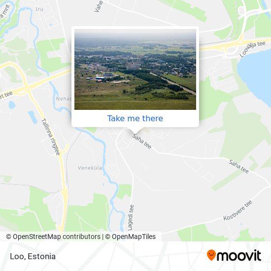 Loo map