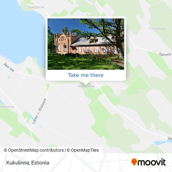 Kukulinna map