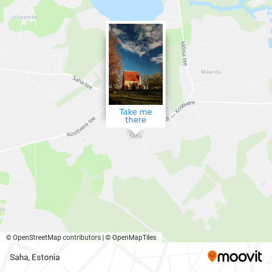 Saha map