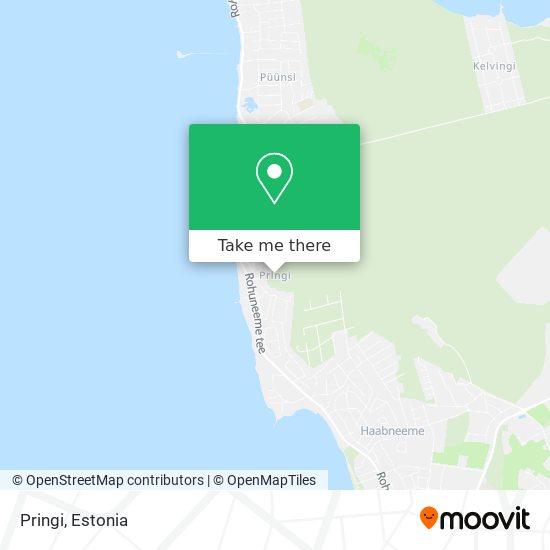 Карта Pringi