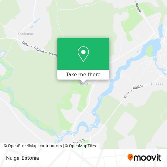 Nulga map