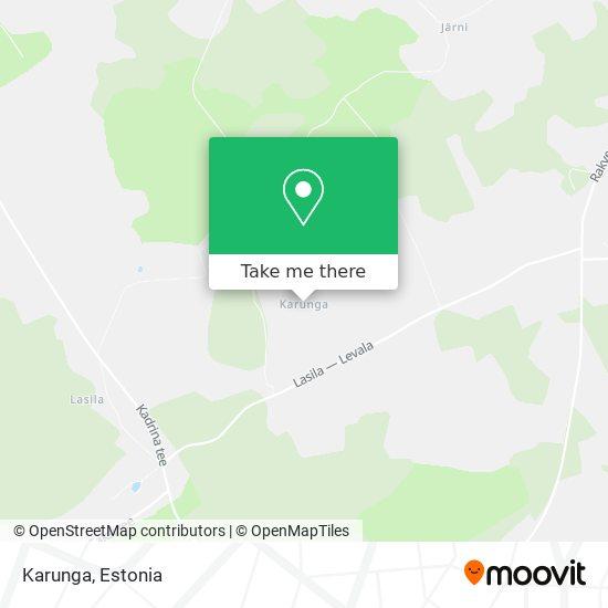 Karunga map