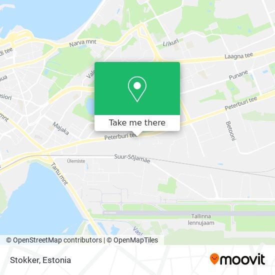 Stokker map
