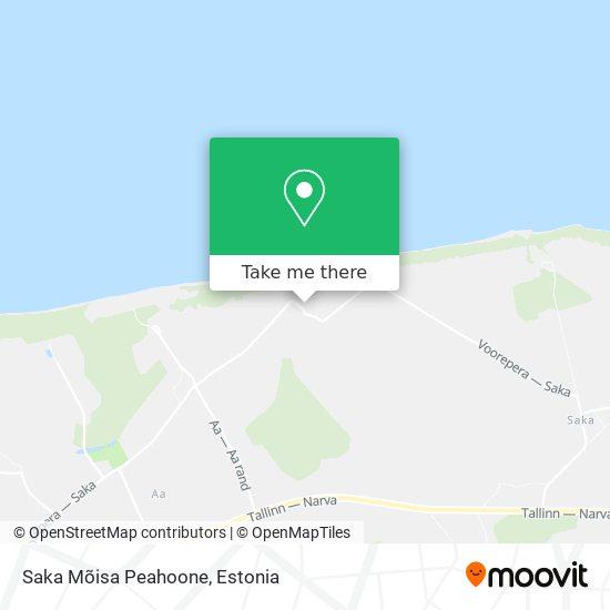 Saka Mõis map