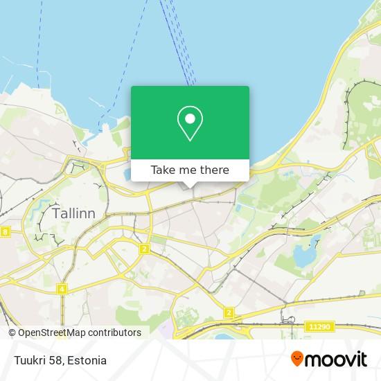 Tuukri 58 map