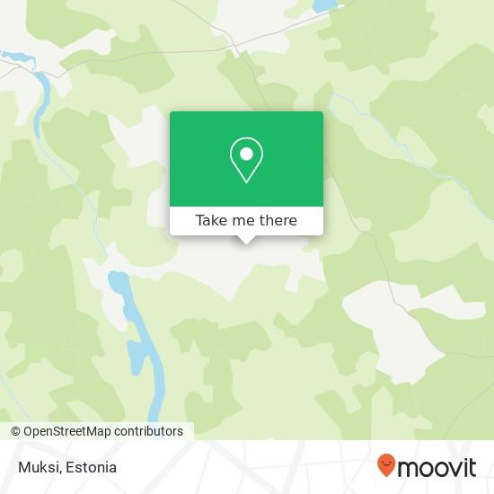Muksi map