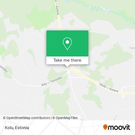 Kolu map