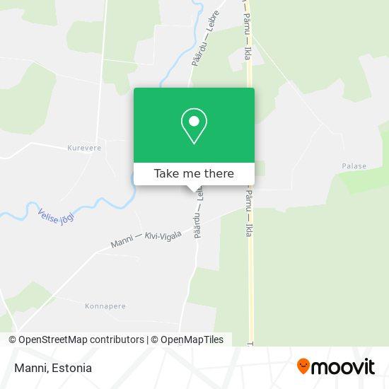 Manni map