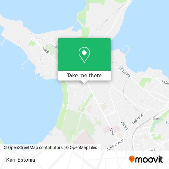 Kari map