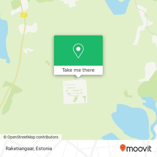 Карта Raketiangaar