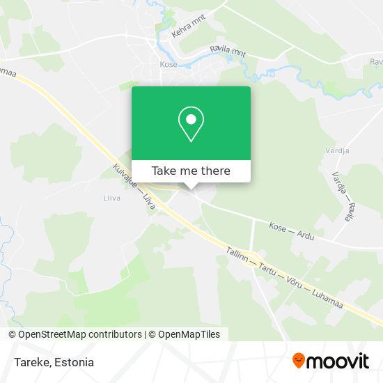 Tareke map