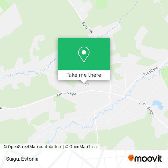 Suigu map