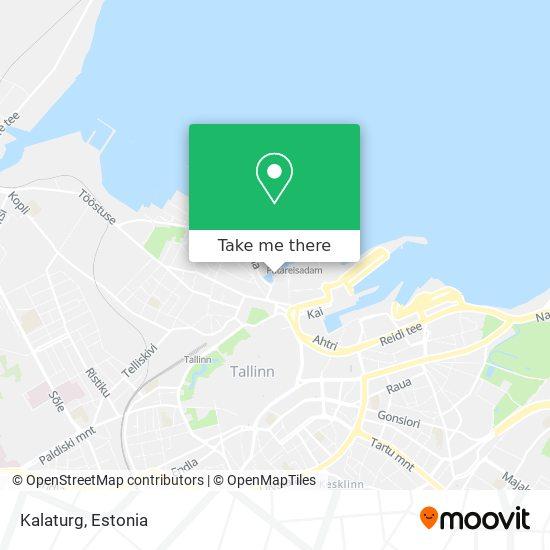 Kalaturg map