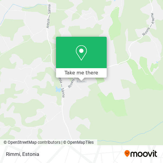 Rimmi map