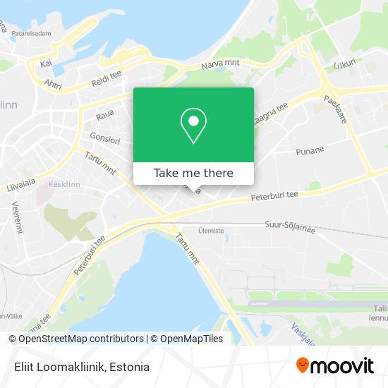 Eliit Loomakliinik map