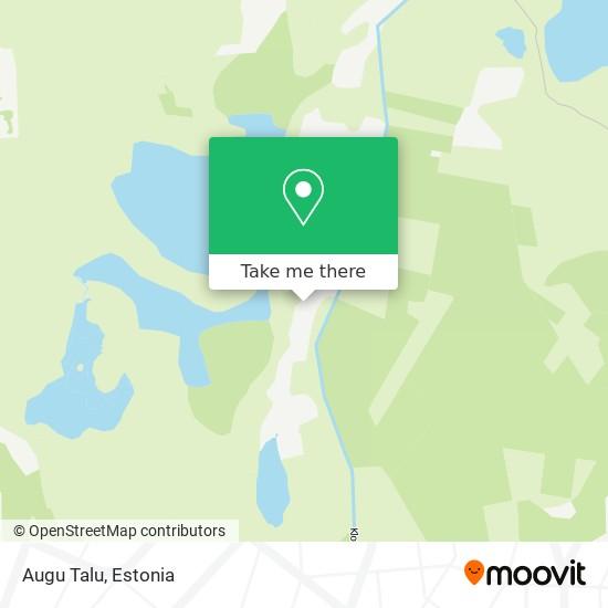 Augu Talu map