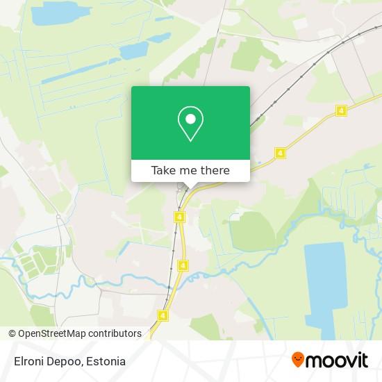 Elroni Depoo map