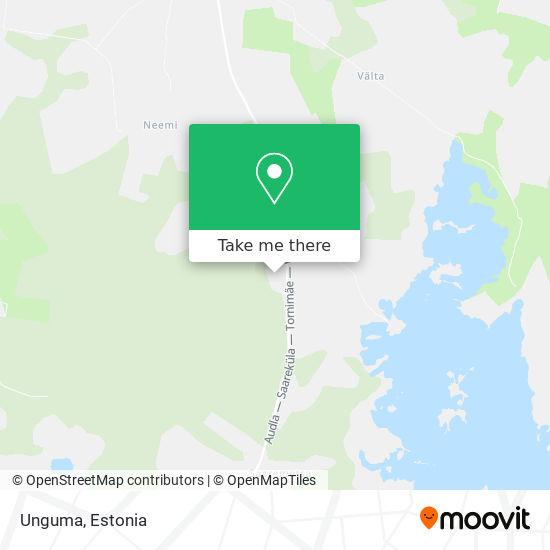 Unguma map